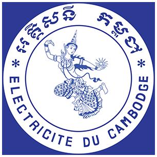 Logo Electricité du Cambodge