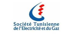 Logo Société Tunisienne de l'Electricité et du Gaz